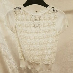 NWT Alberto di Roma Pullover Girls Size 5 & 8
